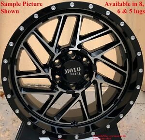 4 New 20 Wheels Rims For Ford 1999 2019 F 250 F350 Super Duty 2wd 4wd 22187