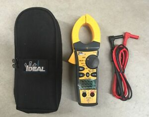 Ideal 61 763 Tight site 760 Series Clamp Meter