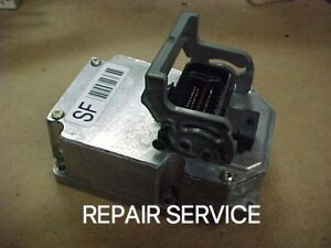 C5 Corvette Ebcm Abs Tcs Module Repair Service 01 02 03 04 Chevrolet Z06 Fix