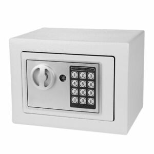 Electronic Digital Safe Box Keypad Lock Security Home Office Cash Jewelry Gun Oy