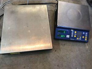 Fairbanks Counting Scale Model Ctg 9850 C1 50 Addtl Scale Pad Scale Select