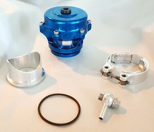 Tial 50mm Q Blow Off Valve Bov 10 Psi Blue new Ver 2