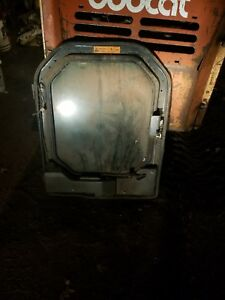 Bobcat 863 Cab Door With Hardware