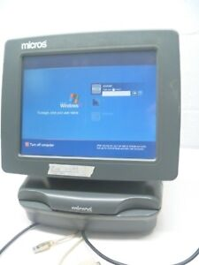 Micros Pcws 2010 Workstation Pos System Winxp