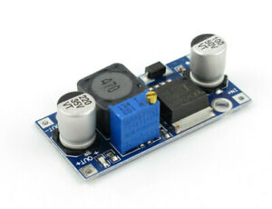 New Adjustable Step down Power Supply Converter Module For Lm2596s Dc dc 3a Buck
