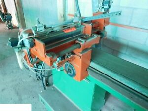 Commercial Woodworking Station Transfer Machine Machinerie Andre La Roselle