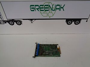 Reliance Electric 801416 98a 52840 487 Pcb Control Board Used Free Shipping