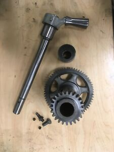 South Bend Heavy 10 10l Headstock Back Gear Assembly And Hardware