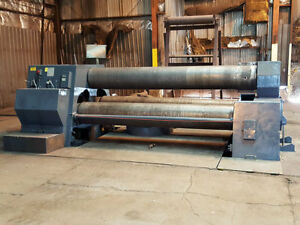 Used Pullmax kumla Power Plate Roll 118 X 1 3 8