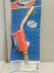 Uniweld T2a 5 Twister 2 Self Igniting Acetylene Tip