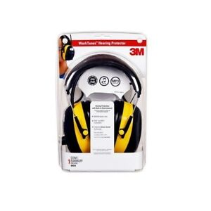 3m 90541 Digital Worktunes Hearing Protector Am fm Stereo Radio 24721