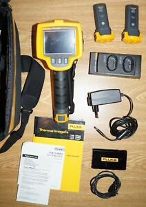 Fluke Ti32 Infrared Thermal Imaging Imager Scanner Camera