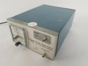 Tektronix Type 285 Power Supply For S 50 Series Head S 52 Pulse Generator Head