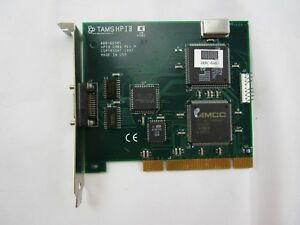 Tams 488 66501 Hpib Card as Is Untested id4301