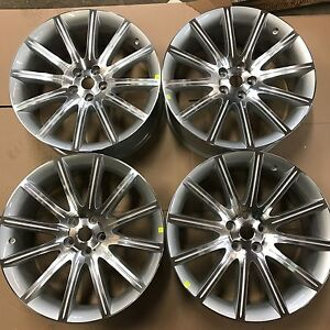 New Chrysler 300 300c Srt Srt 8 Wheels Dodge Charger Magnum 1fc99pakaa Oem 05 17