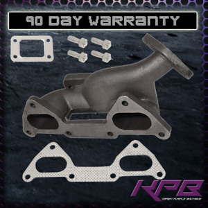 89 97 Mitsubishi Mirage 1 5l Turbo Manifold Cast Iron For T3 Turbocharger