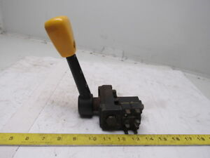 Clark Directional Control Forward Reverse Lever Switch Assembly For Ecs Forklift