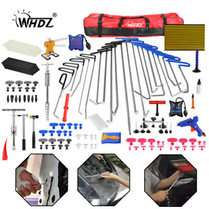 Whdz 27 Pdr Hail Removal Dent Puller Rods Paintless Slide Hammer