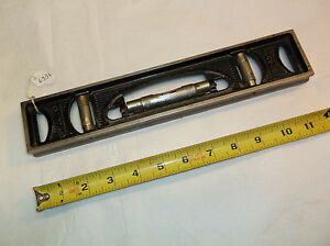 Level Stanley 12 No 36g Metal Level Carpenter Machinist Made In Usa