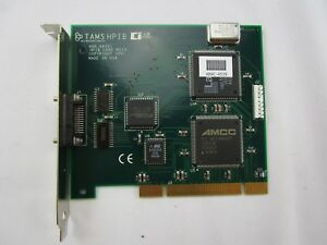 Tams 488 66501 Hpib Card as Is Untested id4314