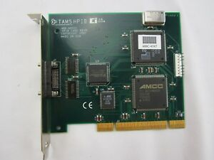 Tams 488 66501 Hpib Card as Is Untested id4315