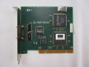 Tams 60488 Hpib Card as Is Untested id4317