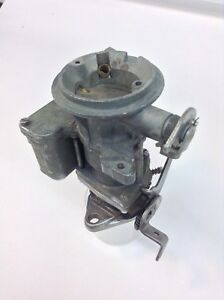Carter Yf Carburetor 3211s 1957 1962 Chevy Cars 1960 1962 Chevy Truck 235 Engine