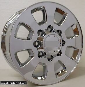 4 New 18 Wheels For 1988 2000 Gmc C2500 Hd Rims 24005