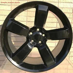 4 New 20 Wheels Rims For Dodge Charger Srt 2004 2005 2006 2007 2008 Rim 24210