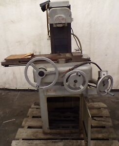 K o Lee 6 X 13 Manual Surface Grinder Pn S714rf Serial No 19014 kd