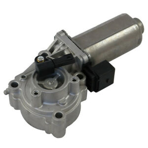 New Transfer Case Shift Motor For Bmw X5 X3 X6 With Sensor 27107541782