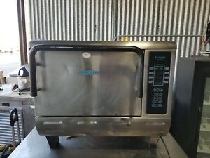 Turbochef Ngc Tornado2 Rapid Cook Microwave Convection 2009 Model Free Shipping