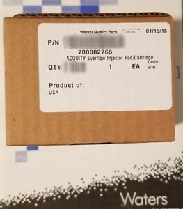 Waters Acquity 700002765 Sm Everflow Injector Pod cartridge New