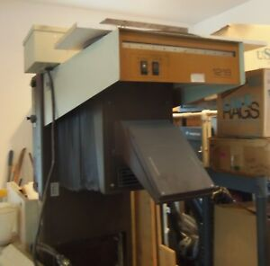 Itek 1218 Printing Camera A b Dick Graphic Arts Vintage Printing Equipment