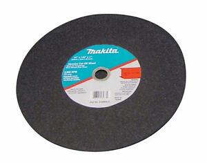 Makita 5 Pack Cut Off Wheel 14 Steel Metals Iron Chop Cutting Saw Blade