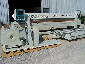 Giben Smart 65 Cnc Manual Loading Panel Saw 11 Kw Main Motor 230v 3ph