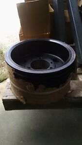 Maurey 8c140f V bely Pulley Sheave 8 Groove C Section 14 Pitch Diameter New
