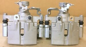Pull Off Oem Rear Caliper Set 141 61573 141 61574 Fits 2015 2017 Ford Mustang