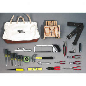 Proto 90 732 Electricians Tool Set 19 Piece Made In Usa