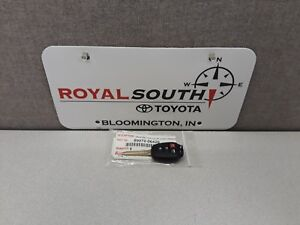 Toyota Camry 2012 2014 Key With Keyless Entry Remote Fob New Genuine Oem Oe