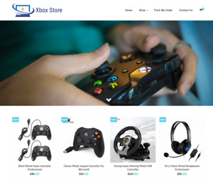 Xbox Store Turnkey Website Business For Sale Profitable Dropshipping