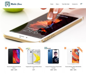Mobile Store Turnkey Website Business For Sale Profitable Dropshipping