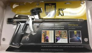 Great Stuff 99046685 Pro 14 Foam Dispensing Gun Pro 14 Dispensing Foam Gun l