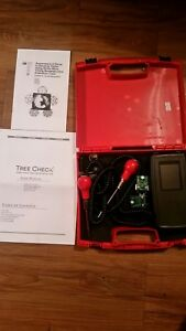 Tree Check Sonic Wave Tree Decay Detector Aborist Gear Tree Equipment