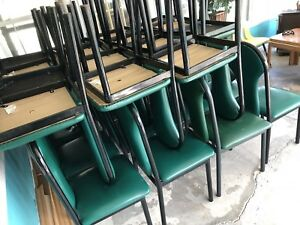 Restaurant Chairs Used
