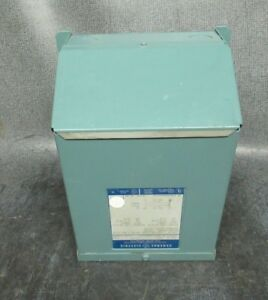General Electrical Transformer 9t51b11 Kva 1 5 480vac warranty Included