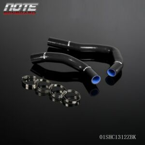 For Honda Integra Type R X S Is Dc5 Acura Rsx K20a Silicone Radiator Hose Black