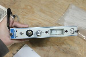 Canberra 3102 Hvps High Voltage Power Supply Nim Bin Module