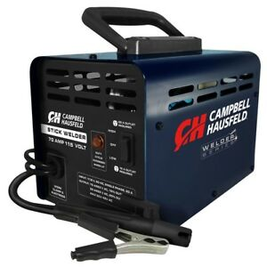 Stick Welder 115 V 70 Amp Welding Machine Thermal Overload Protection Power Tool