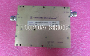 Stealth Sm09296 51ldbrm 28v N Rf Microwave Power Amplifier